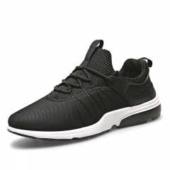 In the fall of 2016 students Korean style men's shoes fashion men's shoes casual shoes running shoes black 39