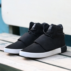 Sports Shoes Men's Leisure Shoes Students' Shoes Sneakers Higher Fashion Shoes black 39