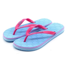 Ms summer lovers with male cool beach slippers home bathroom anti-skid leisure slippers Angle tide Blue 36