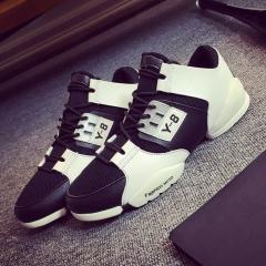 BigBang & GD Korean Style Casual Shoes Men's Net Cloth Sports Shoes Board shoes White 39