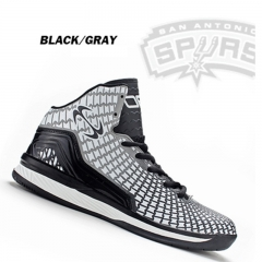NBA Shoes SC Second Generation Lace Up Basketball Shoes black 36