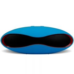 VENUE AUDIO D3 Bluetooth Speaker Bass With Subwoofer And  FM Radio And TF Card blue one size