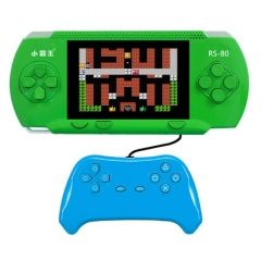 Subor RS-80 Portable Game Console Green With Game Pad