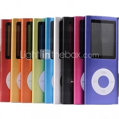 GM01 Solid Color High Quality LCD with SD Card Slot MP4 Player black