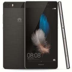 Huawei P8 LITE- 4G LTE Dual SIM Octa Core 1.5GHz, 2GB RAM+16GB ROM, 13MP+5MP Camera , 2200mAh black