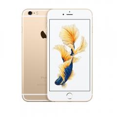 "Refurbished iPhone 6 Plus- 5.5"" Retina HD display, 16GB 12MP Camera, Touch ID gold"