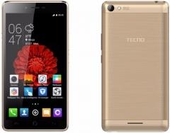 TECNO L8 Lite Smartphone - 16GB - 1GB RAM - 8MP Camera - Dual SIM gold