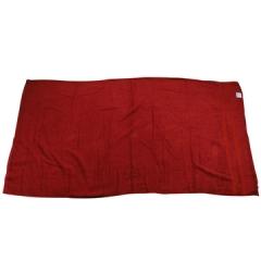Soft Fluffy Bathroom Towels Red 80cm*160cm