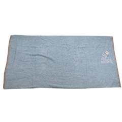 Soft Fluffy Bathroom Towels Blue 80cm*160cm