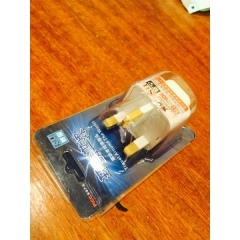 Travel Adapter white Europ