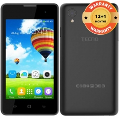 TECNO TECNO Y2 - 8GB - 512MB RAM - 2MP Camera - Dual SIM black