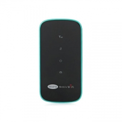 3G Wireless Mobile WiFi Router - GREEN