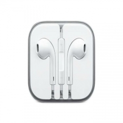 Android and iPhone 6 / 6S / 6 Plus Earphones - White white