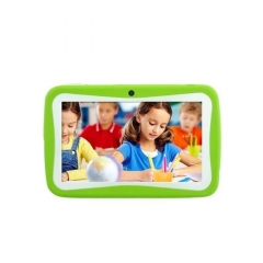 Q88 7 Inch Quad Core A33 Google Android Tablet PC,512MB RAM 8GB ROM WiFi/Bluetooth Functions-Green green