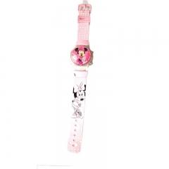 Totos Stuff LED Light Kids' Watch (TS047) - Pink