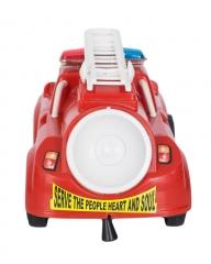 Plastic Kids Ladder Toy Car-Red