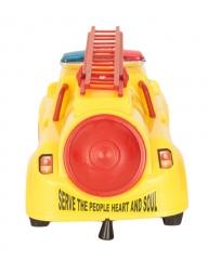 Plastic Kids Ladder Toy Car- Yellow