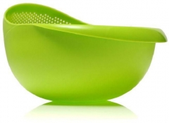 Rice and Vegetable Drainer - Green green one size