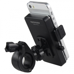 PROMATE UNIVERSAL BICYCLE MOBILE HOLDER RIDE-PRO -100546686 black iphone 6/6s