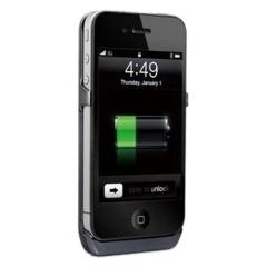 PROMATE POWERCASE.FM -100506710 black iPhone 4/4S