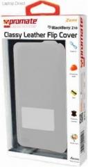 PROMATE LEATHER FLIP COVER Z10 ZEMI -100568688 white blackberry z10