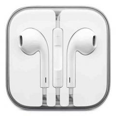 In-Ear Headphone Earphones Earpods with Mic&Volume Control For INFINIX DOOGEE CUBOT Huawei iPhone White