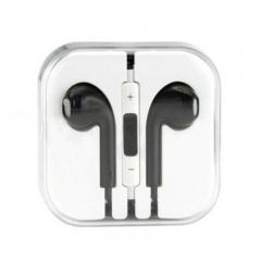 In-Ear Headphone Earphones Earpods with Mic&Volume Control For INFINIX DOOGEE CUBOT Huawei iPhone Black