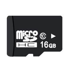 Micro SDHC Flash Memory Card TF Card Storage Card Class 10 UHS-1 for Smartphone/Tablet/DVR/Speakers Waterproof High Speed 16GB