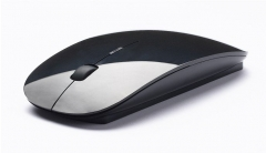 Ultra Thin 2.4GHz Wireless Optical Mouse Mice with USB Receiver for PC Laptop Notebook Computer