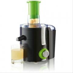 Professional Stainless Steel Whole Fruit Vegetable Juicer Juice Extractor white and grey
