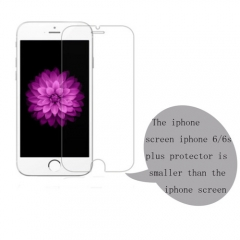 5.5 Inch Anti-Explosion Tempered Glass Screen Protector Case Crystal for iPhone 6Plus
