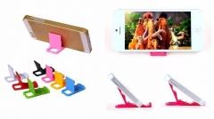 Phone Holder Mini Plastic Folding Support Universal Holder Phone Desktop for iPad iPhone 7 6s Color Random for Phone