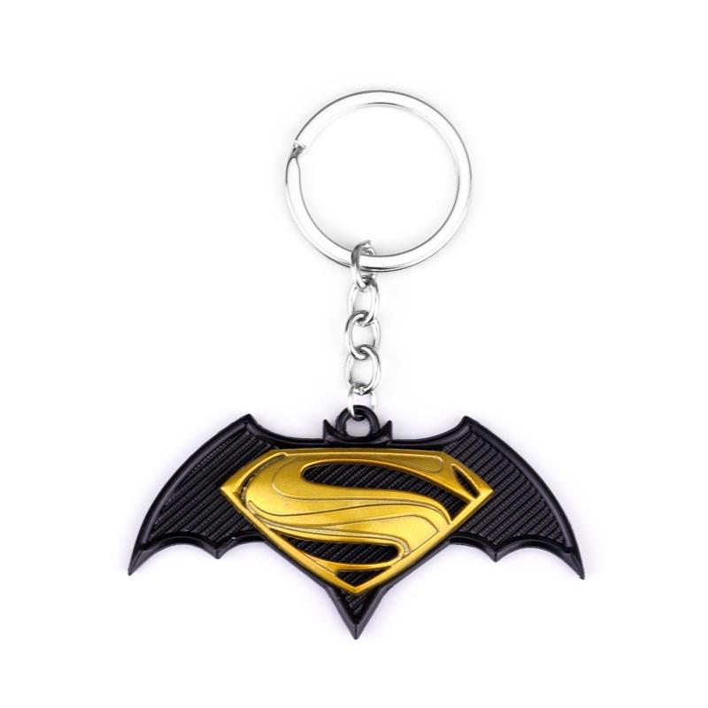 black and gold aviators  and batman keychain