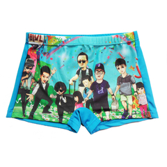 Children swimming trunks