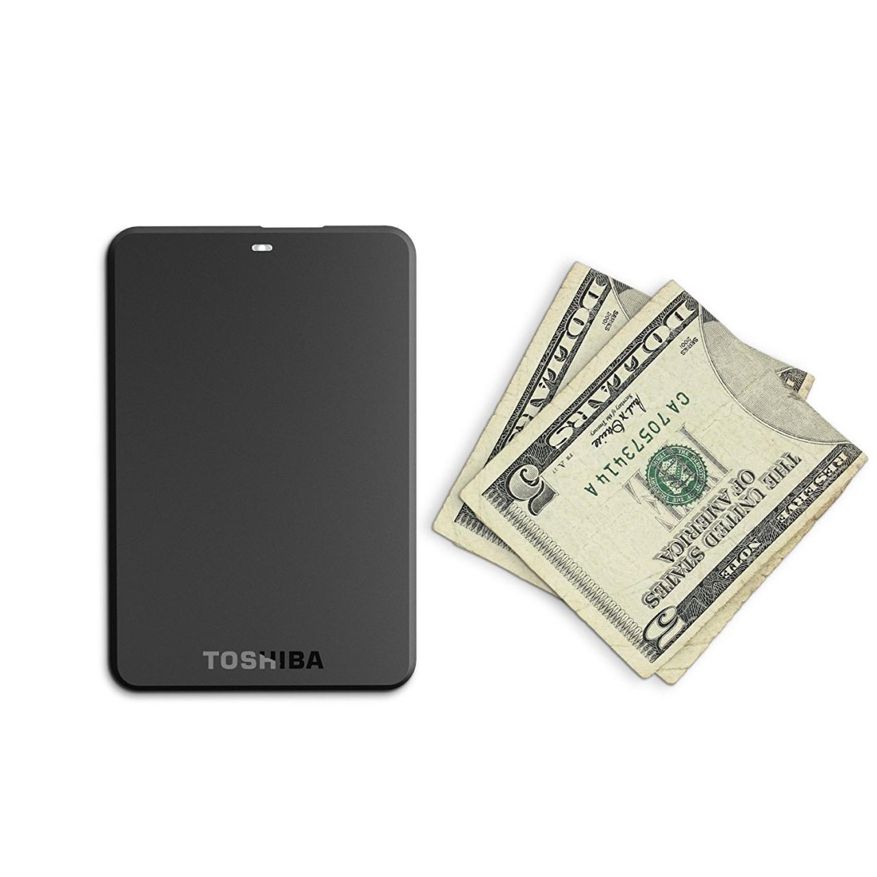 Kilimall Toshiba Canvio 1tb External Hard Disk Hdtb310ek3aa Black Hardisk Digital Kenya Ltd