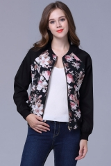 New baseball clothing women 's jacket jacket selling women in Europe and America as the picture s