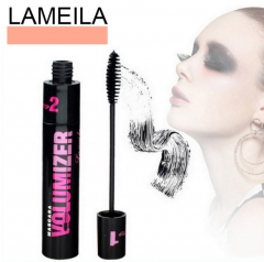 Lameila Mascara double tune the amount of mascara long / thick black