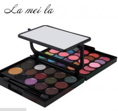 Lameila 36 colors Eye Shadow Set Makeup Set Makeup Set Cosmetics 1#