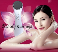 Beauty ion beauty instrument cleansing instrument firming wrinkle home facial massage white