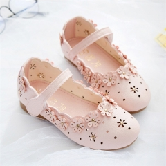 Kids Girl New Summer Shoes  Baby Princess Dance Wear coral eur 28