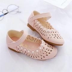 Kids Princess Children Shoes 2017 Spring Summer Baby Shoes coral eur 27