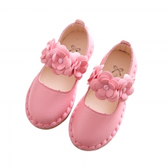 2017 New Kids Girl Shoes Student Casual Shoes pink eur25