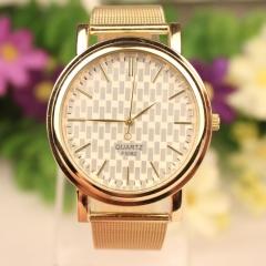 Fashion Watch,Lady Watch Casual Bracelet Quartz Analog Lady Watches gold