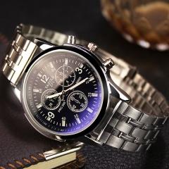 Man Watches Business Watch Fashion Quartz Analog Luminous Watch no.1