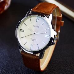 New Man Watch Business Watch Fashion Quartz Analog Gentlemen Watch no.1