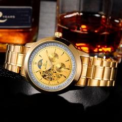 Luxury Watch Man Watch Fashion Mechanical Watches Golden Watch no.1