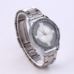 New Watch Nice Watch Lady Watch Fashion Quartz Analog Gold Watch silver
