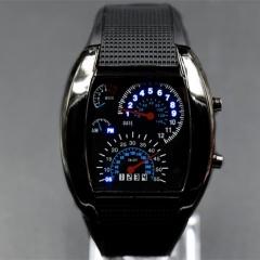 LED Watch Man Watch Fashion Sport Watches Aviation Watch no.1