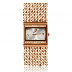 2016 Hotsale Rose Golded Watches Lady Watch Quartz Analog Watch Women Watch rose golden