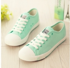 Women Shoes 2016 Spring Summer Women Casual Shoes 8 Colors green 4